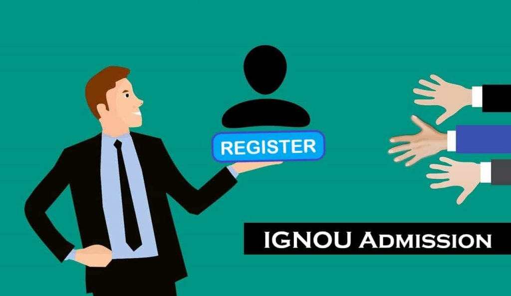 Admission to IGNOU